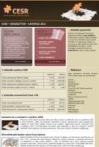Newsletter 7 | 2012 (červenec2012)