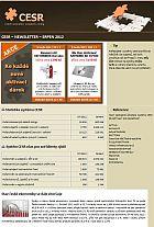 Newsletter 8 | 2012 (srpen2012)