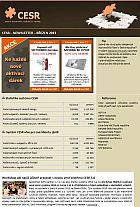 Newsletter 3 | 2013 (březen 2013)