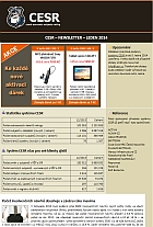 Newsletter 6 | 2014 (červen 2014)